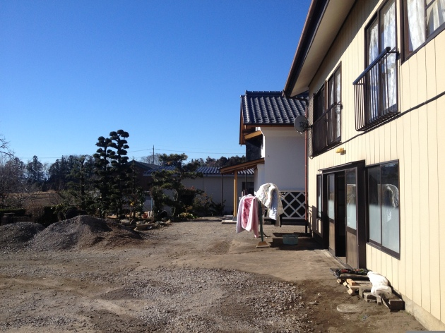 My friend's house in Shibukawa, Gunma prefecture.