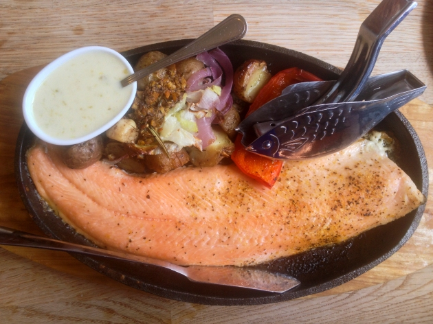 Icelandic Salmon
