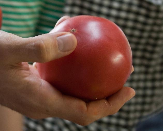 熟成トマト