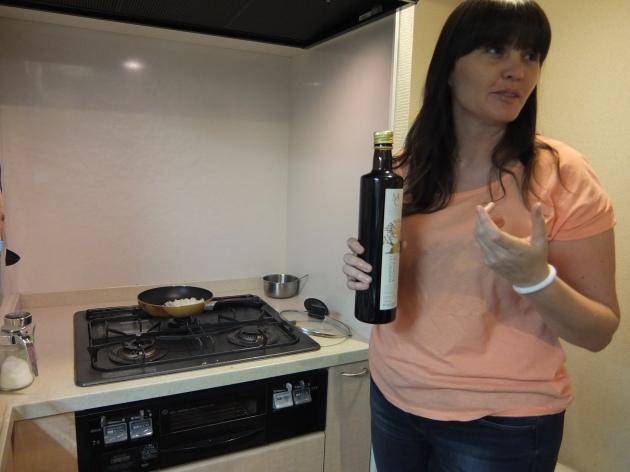 スペイン産のエキストラバージン・オリーブオイル