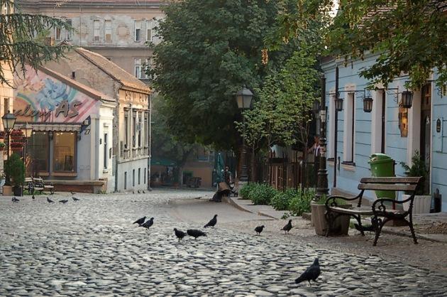 セルビアの首都ベオグラードのイメージ(Wikipediaより)
