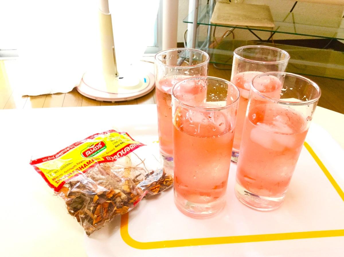 アーユルヴェーダで体内美人に。美女をつくるピンクのお水の秘密とは!?
